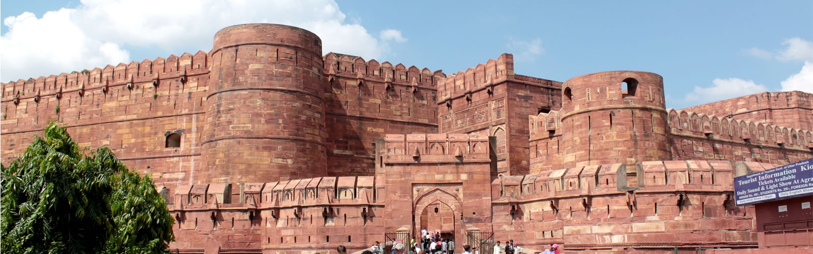 India Con - Agra Fort